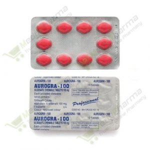 buy Aurogra 100 Mg