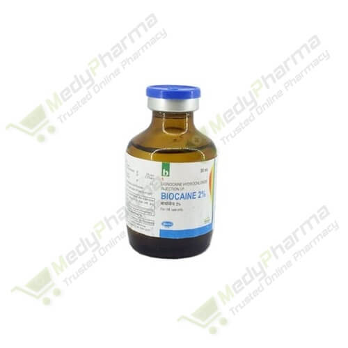 buy Biocaine 2% Injection