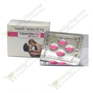 buy Tadafem 20 Mg