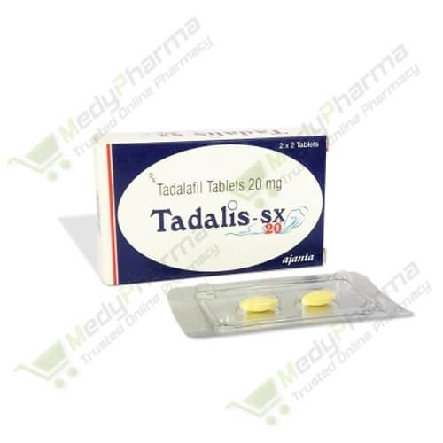 buy Tadalis SX 20 Mg