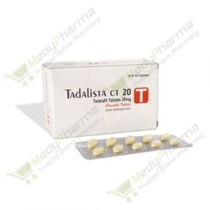 buy Tadalista CT 20 Mg