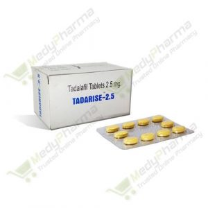 buy Tadarise 2.5 Mg