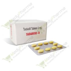 buy Tadarise 5 Mg