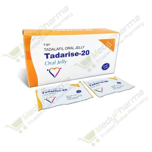 buy Tadarise oral Jelly