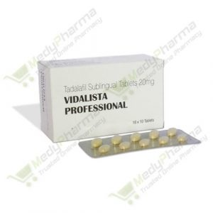 buy Vidalista Professional