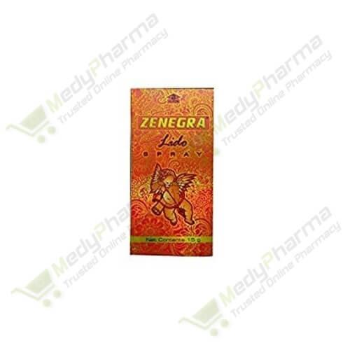 buy Zenegra Lido Spray