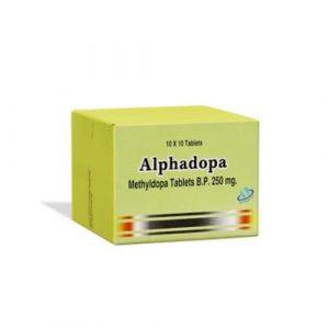 Alphadopa 250 Mg
