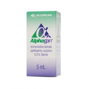 Alphagan Eye Drop