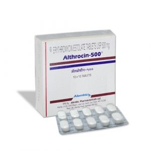 Althrocin 500 Mg