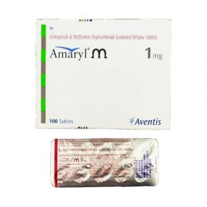 Amaryl M 1 Mg