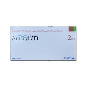Amaryl M 2 Mg