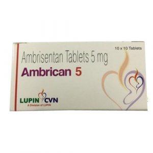 Ambrican 5 Mg