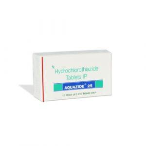Aquazide 25 Mg