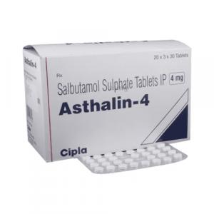 Asthalin 4 Mg