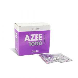 Azee 100 Mg