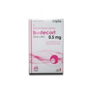 Budecort 0.5 Mg Respules