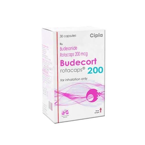 Budecort 200 Mcg Rotacaps