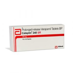 Calaptin SR 240 Mg