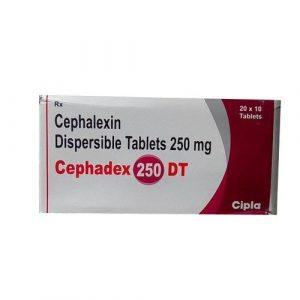 Cephadex DT 250 Mg