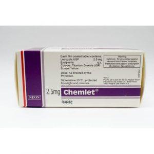 Chemlet 2.5 Mg