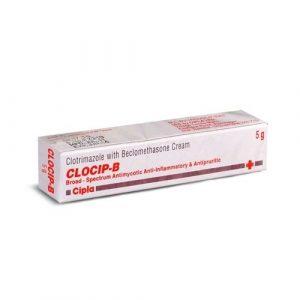 Clocip B Cream