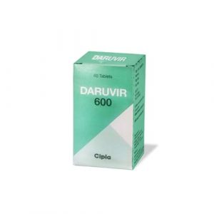 Daruvir 600 Mg