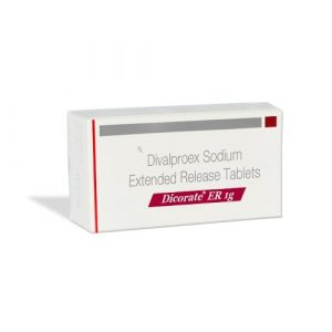 Dicorate ER 1000 Mg