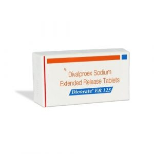 Dicorate ER 125 Mg