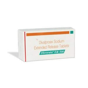 Dicorate ER 500 Mg