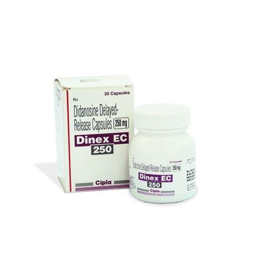 Dinex EC 250 Mg
