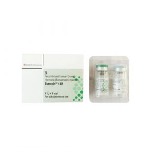 Eutropin 4iu Injection