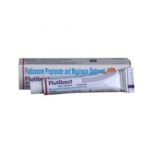 Flutibact Ointment