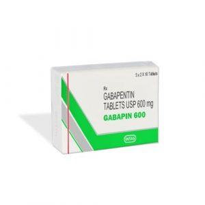 Gabapin 600 Mg