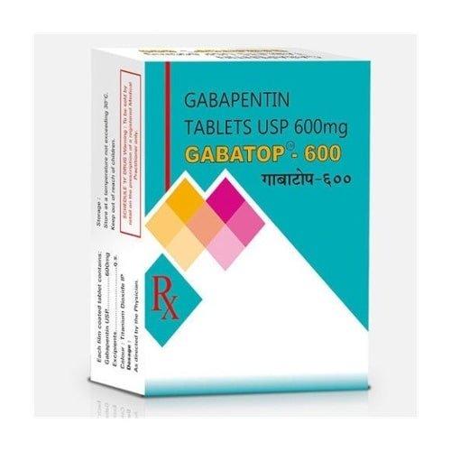 Gabatop 600 Mg