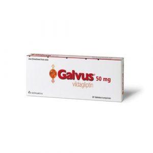Galvus 50 Mg