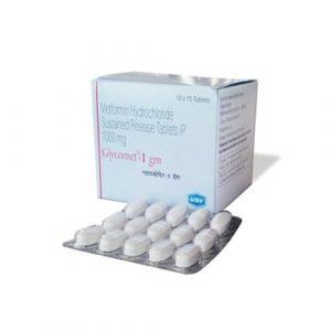 Glycomet 1000 Mg