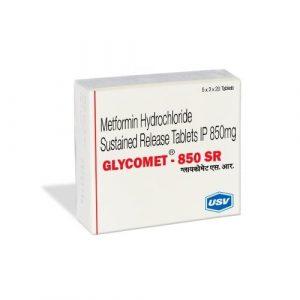 Glycomet 850 Mg