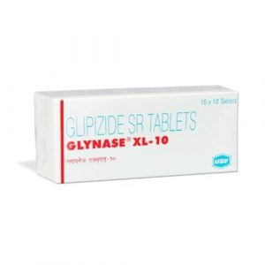 Glynase XL 10 Mg