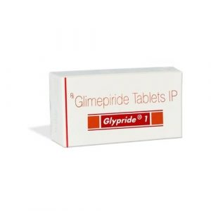Glypride 1 Mg