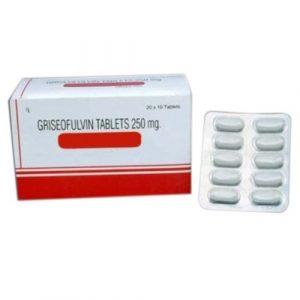 Griseofulvin 250 Mg
