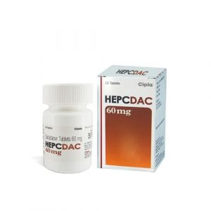 Hepcdac 60 Mg