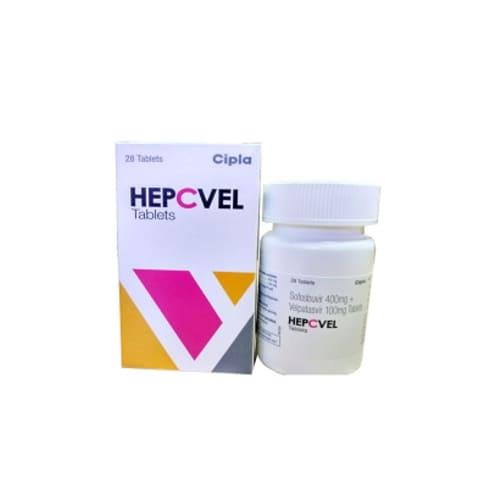 Hepcvel Tablet