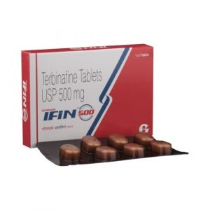 Ifin 250 Mg