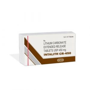 Intalith CR 450 Mg