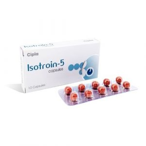 Isotroin 5 Mg