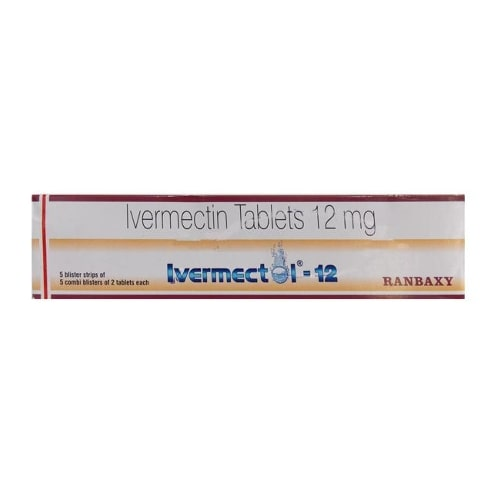 Ivermectol 12 Mg