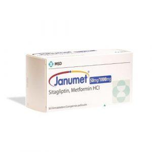 Janumet 50 Mg/500 Mg
