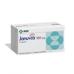 Januvia 100 Mg