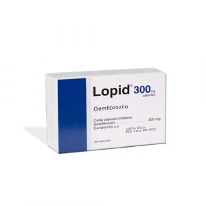 Lopid 300 Mg
