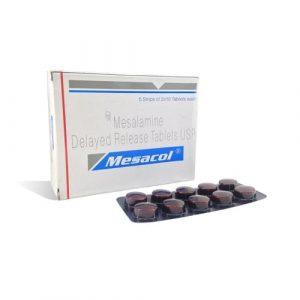 Mesacol 400 Mg DR